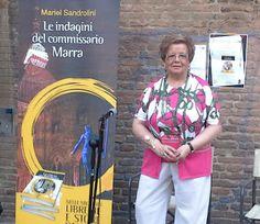 Mariel Sandrolini: PRESENTAZIONE IN PIAZZA MAGGIORE  LA CHIUSA DEL BA...
