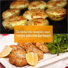 11x recept voor restjes gekookte aardappel - Keuken♥Liefde Dutch Recipes, Cooking Recipes, Food Waste, Pretzel Bites, Baked Potato, Side Dishes, Good Food, Potatoes, Favorite Recipes