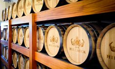Hillrock Distillery in the Hudson Valley, NY. On our list to see.