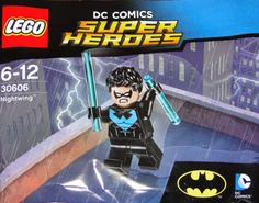 A DC Comics Super Heroes set released in 2016.