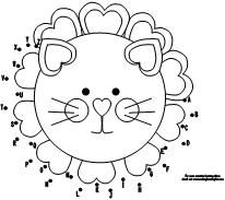 1000 images about dot to dot letters and numbers on for Valentine connect the dots coloring pages