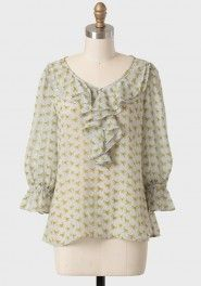 baby dolly blouse