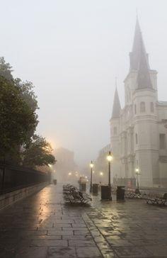 New Orleans, Louisiana photo via michelle