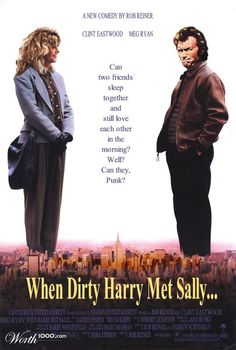 When Dirty Harry Met Sally