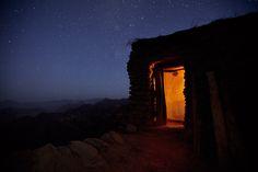 Rural house in Tigray mountain range, Ethiopia - Mitchell Kanashkevich Photography