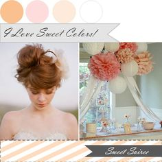 The Perfect Palette: {Color Your Wedding Beautiful}: Palettes I Love!....and figuring out how to use pinterest