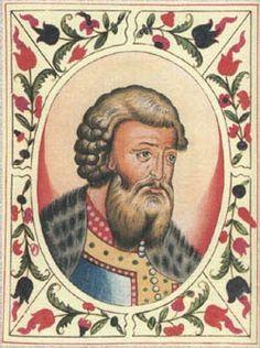 VSEVOLOD YURYEVICH  (1154/1212), RZUSSIE