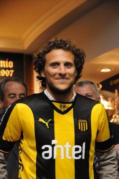 @Peñarol Diego 'cachavacha' Forlán #9ine