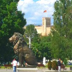 Skopje, #macedonia