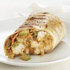 Grilled Buffalo-Style Chicken Wraps - The Pampered Chef® www.pamperedchef.biz/kimj