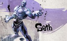 Meaning is Seth from Street fighter can cody the fighter's moves and seth MacFarlane has rip off not only family themed cartoons like family guy american dad and the Cleveland show but also TED who got that from CHARLIE THE ABUSIVE TEDDY BEAR. Street Fighter Characters, Super Street Fighter, Fictional Characters, Cleveland Show, Seth Macfarlane, American Dad, Batman, Superhero, Wallpapers