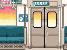Shared by Mafyu. Find images and videos about sticker, pixel and pixel art on We Heart It - the app to get lost in what you love. 8 Bits, Cute Wallpaper Backgrounds, Cute Wallpapers, Aesthetic Art, Aesthetic Pictures, 8 Bit Art, Vaporwave Art, Arte Pop, Motion Design