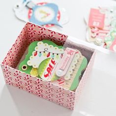 craft paper boxes tutorial- could use to give gifts, make for craft supply storage, etc.