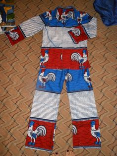 African Night clothes 1
