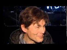 Morten Harket And His Beautiful Smile..
