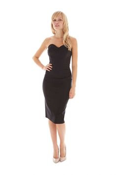 The Pretty Dress Company Palm Springs Strapless Wiggle Dress, Strapless Wiggle Dress from the Pretty Dress Company The Pretty Dress Company, Wedding Guest Style, Great Cuts, Wiggle Dress, Summer Dresses, Formal Dresses, Palm Springs, Old Hollywood, Pretty Dresses