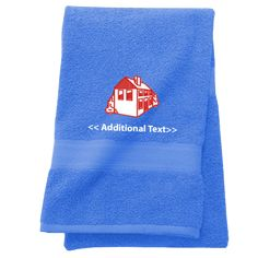 Personalised applique egyptian cotton hand by scrumptiousstitches1 the personalised baby towels with your custom text below the main logo this is great gift towels towel made from soft cotton terry comes with embroidery negle Image collections