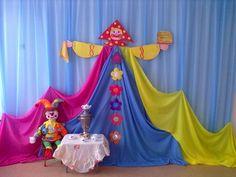 Варианты оформления музыкального зала в детском саду. «Весна красна», «Масленица», «Выпускной» - Для воспитателей детских садов - Маам.ру