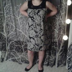 Speechless dress Super cute! Crochet top size 18 1/2 or X samll Speechless Dresses Midi