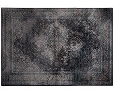 Teppich Persian, Anthrazit