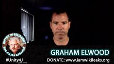 Full interview of actor Graham Elwood speaking out in support of Julian Assange and Wikileaks on the online vigil Comedians, Unity, Graham, Acting, Interview, The Unit, June, Smoke