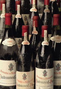 sofiazchoice:  aesthetic—pleasures:  Beaucastle Chateauneuf-du-Pape. | Vinyard Dreams | on We Heart It.