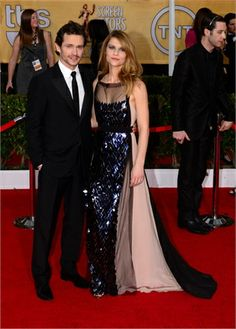 Hugh Dancy and Claire Danes #SAG 2014