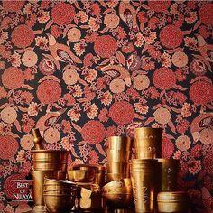 Bater Wallpaper from The Indian Baroque Story. #SabyasachiForNilaya…
