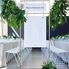38 Ideas For Diy Wedding Ideas Table Seating Charts Reception Seating Chart, Table Seating Chart, Wedding Reception Seating, Seating Chart Wedding, Wedding Signage, Wedding Table, Loft Wedding, Diy Wedding, Trendy Wedding