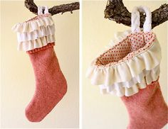 The Sweater Stocking PATTERN - turn old sweaters into Christmas stockings -- (tags: dana-made-it.com, made, made blog, dana made it, dana willard)