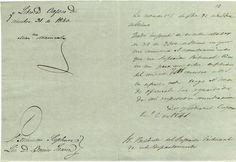 DOCUMENTO-106. hoja 2 de 3.- Nombramiento de Benito Juárez como ministro suplente del Tribunal Superior de Justicia del Departamento de Oaxaca Incluye la minuta de la respuesta de Juárez del 2 de enero de 1841.  Oaxaca, 31 de diciembre de 1840 Benito Juárez, vol. 1, exp. 14, 3 fs. ~ AGN