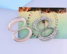 Luxusná brošňa v tvare motýlika v ružovo zlatej farbe Hoop Earrings, Jewelry, Colors, Jewlery, Jewerly, Schmuck, Jewels, Jewelery, Fine Jewelry