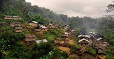 Trekking In Northern Laos « Anthropology & Tribes « Laos