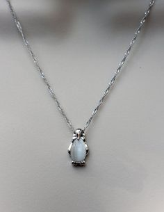 Silver Penguin Necklace, Cat's Eye White Bead in Penguin, Silver Penguin Holiday Necklace Sterling Silver Penguin Necklace Cat's Eye White by NikolaJewelrySterling Silver Penguin Necklace Cat's Eye White by NikolaJewelry Cute Jewelry, Body Jewelry, Penguin Necklace, White Beads, Cute Penguins, Jewelry Branding, Sterling Silver Pendants, Pendant Jewelry, Charm Jewelry