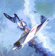 Mitsubishi A6M2 Zero, Lt. Tetsuzo Iwamoto, Rabaul, Autumn 1943