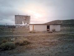 Drive-in Movie Theater - Yerington, Nevada