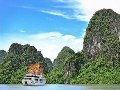 7 amazing cruise trips in Vietnam