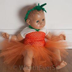 Baby Halloween Costume  Baby Pumpkin