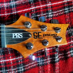 Paul Reed Smith guitars
