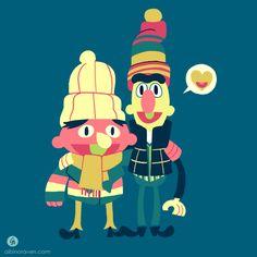 muppetmayhem:  by Glen Brogan