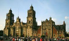 México: Centro Histórico – Catedral Zocalo na Cidade do México