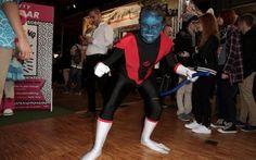 EN IMAGES. Comic Con à Paris : super-héros et énergumènes en tout genre - Le Parisien