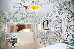 doodle wall sketch wall - Google Search