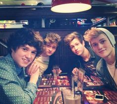 The Vamps at T.G.I. Friday
