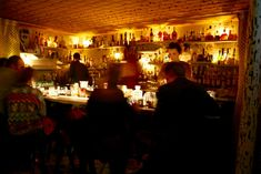 While Europe never went through a Prohibition era, speakeasies continue to pop up all over Paris hoping to capitalise on a crowd that cherishes exclusivity.