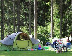 Naturcamping Langenwald im Schwarzwald bei Freudenstadt