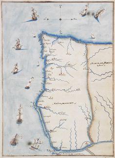 CORSÁRIOS PORTUGUESES:Planta do Reino do Algarve Algarve, Portuguese, Arrow Necklace, Nautilus, Lovely Things, Geo, Sailing, Ideas, Morocco