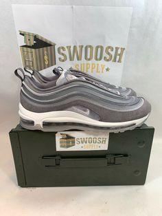 separation shoes d2446 63230 Nike Womens Air Max 97 UL  17 LX Size 9 Summit White Gunsmoke AH6805-001   Nike  RunningCrossTraining