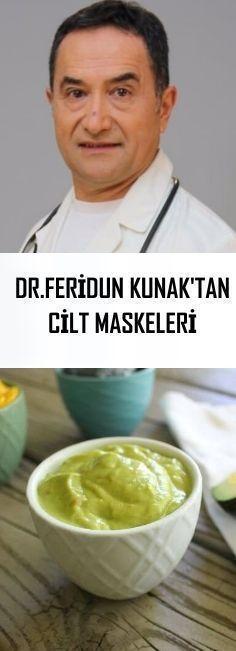 DR.FERİDUN KUNAK'TAN CİLT MASKELERİ
