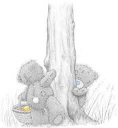 me to you Blue Nose Friends, Tatty Teddy, Teddy Bear Images, Bear Graphic, Bear Illustration, Cute Clipart, House Mouse, Love Bear, Cute Teddy Bears